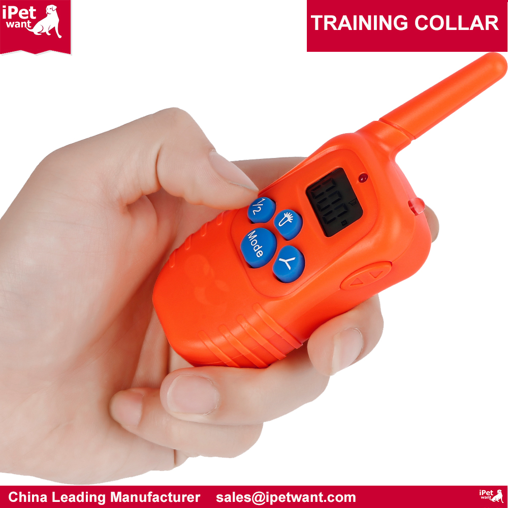 ipetwant-300yard-rechargeable-dog-training-collar-rubber-button-with-remote-m81bo-3