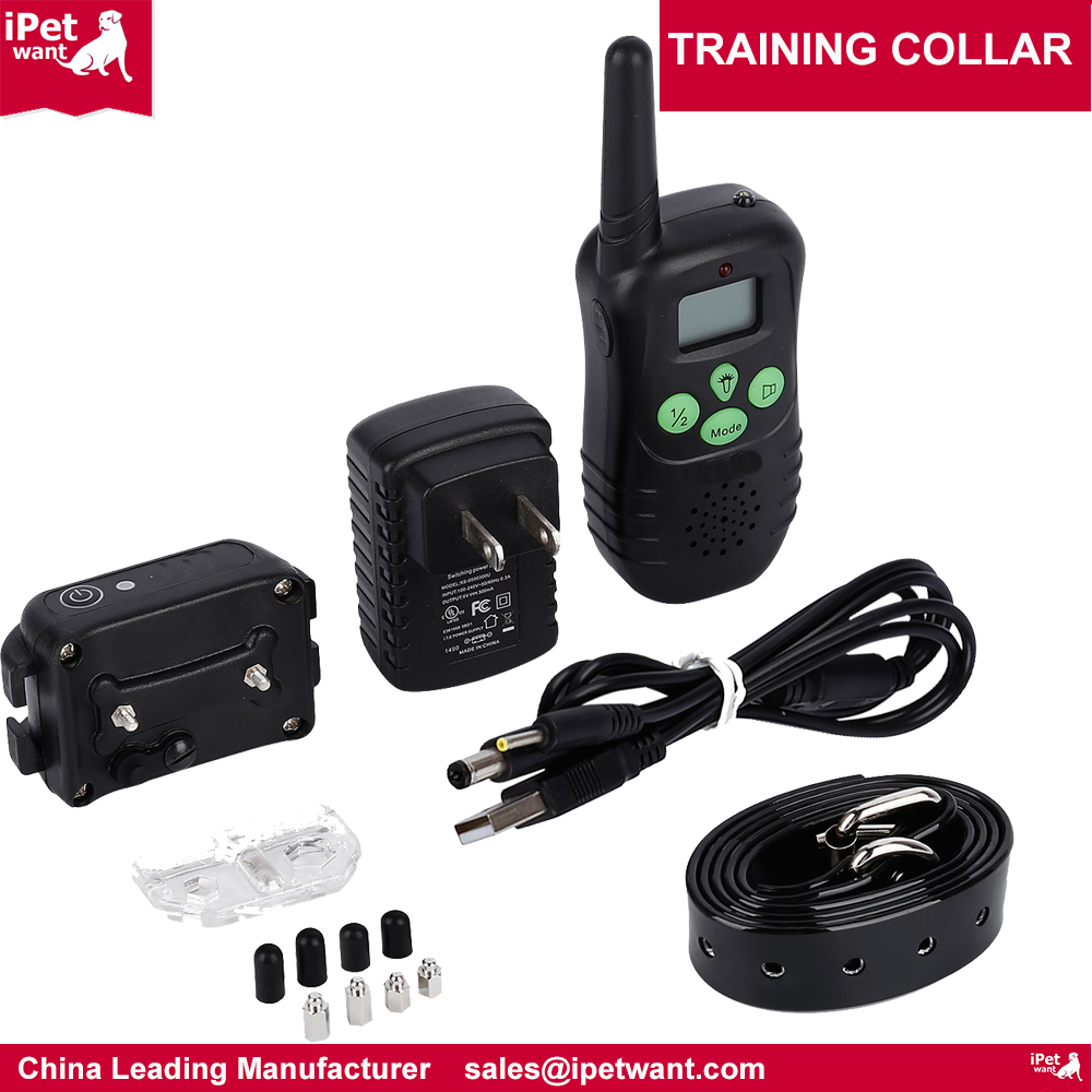 ipetwant-300yard-rechargeable-dog-training-collar-with-remote-m998n-5