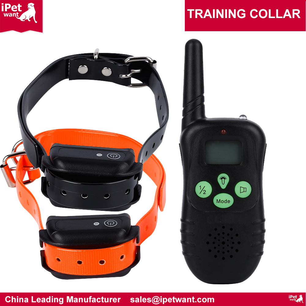 ipetwant-300yard-rechargeable-dog-training-collar-with-remote-m998nd-6