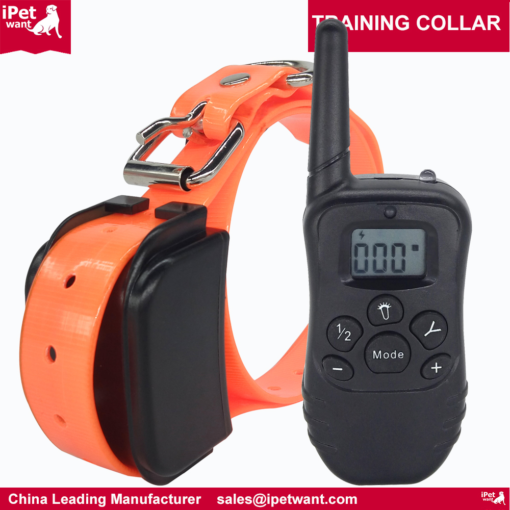 ipetwant-300yard-rechargeable-dog-training-collar-with-remote-m81v2