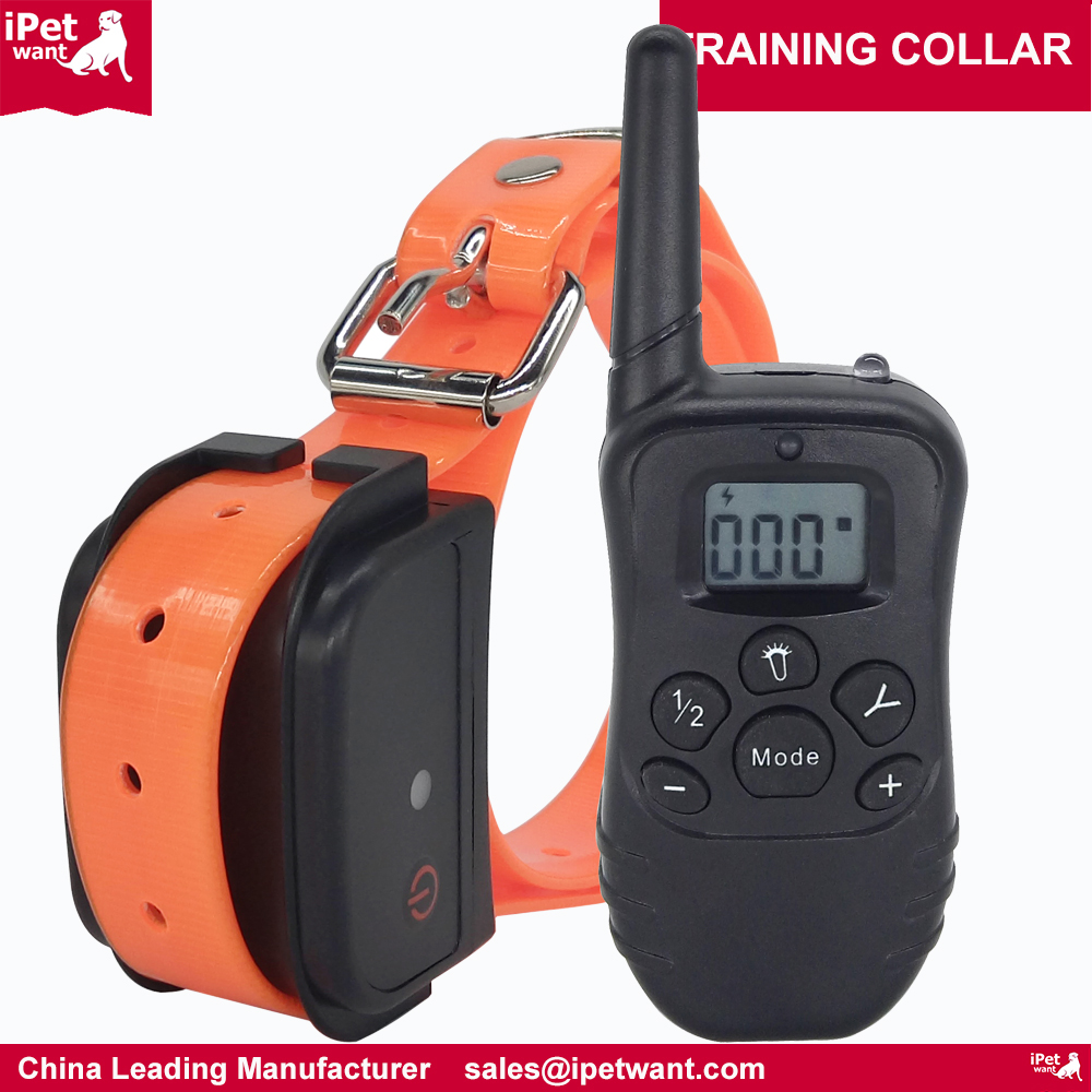 ipetwant-300yard-rechargeable-dog-training-collar-with-remote-m998v2